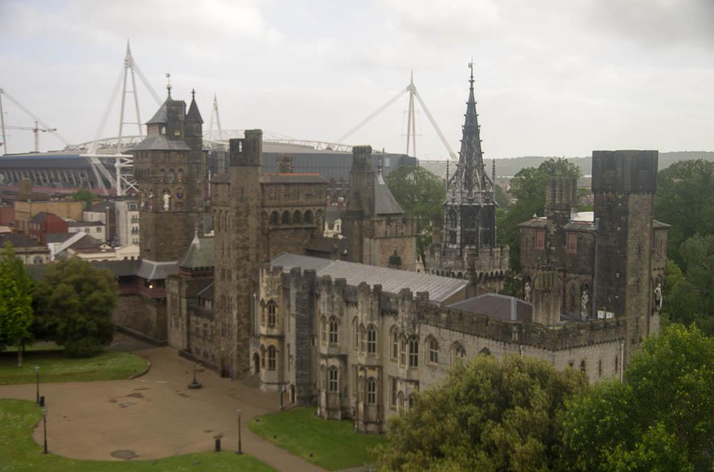 Ville de Cardiff, Pays de Galles