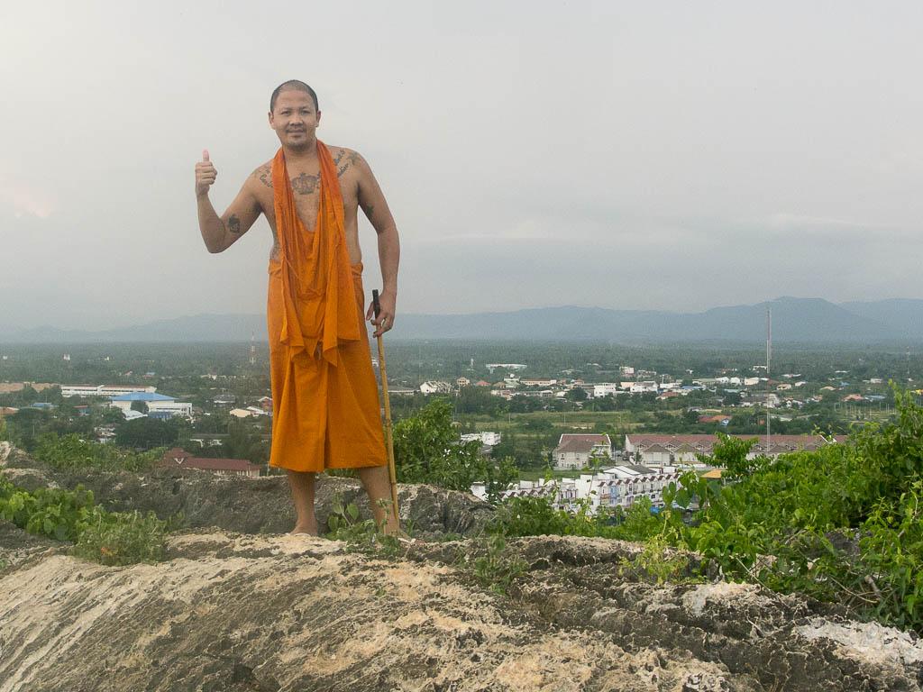 Prachuab Khiri Khan - Wat Thammikaram Worawilhan