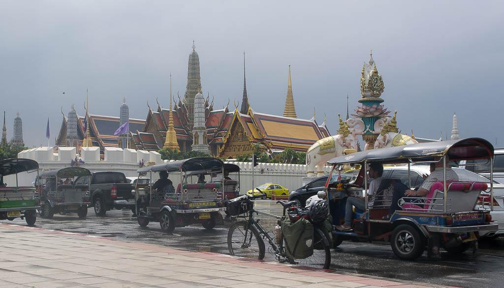 Palais royal à Bangkok