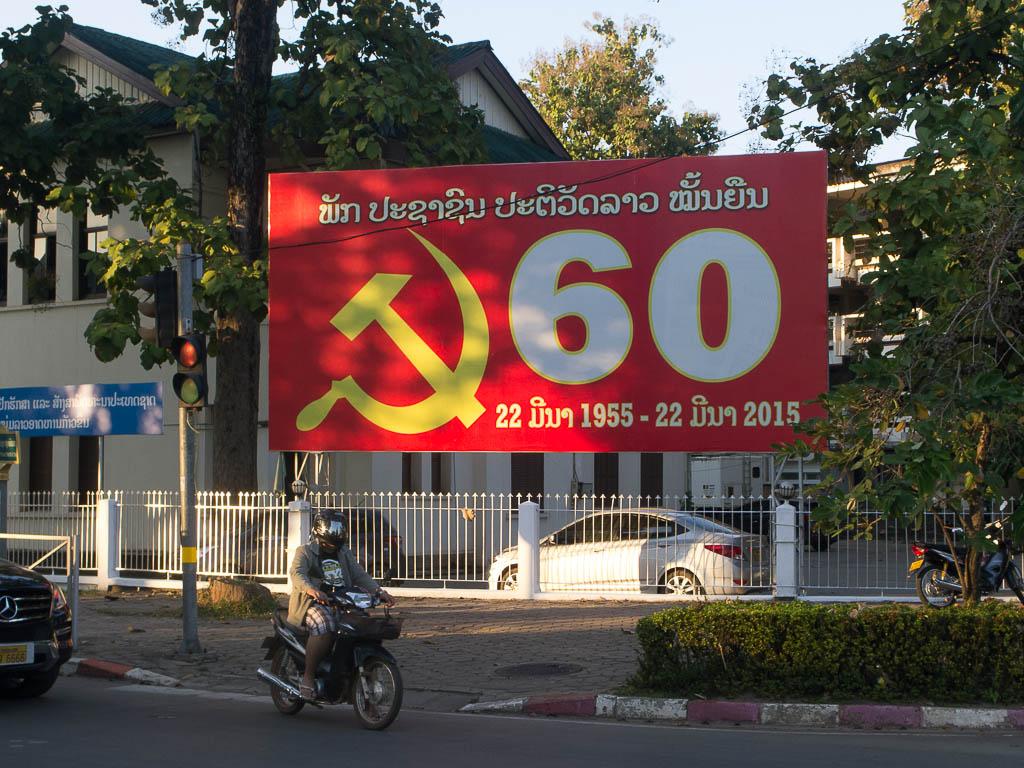 Le laos reste un pays communiste