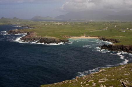 Slea Head dans la péninsule de Dingle.