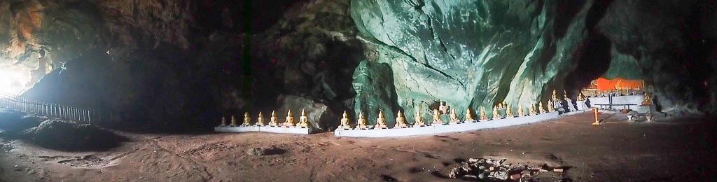 Cave près de Chumphong