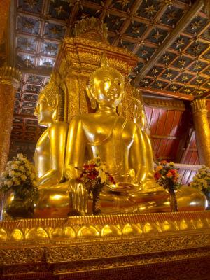 Wat Phumin à Nan