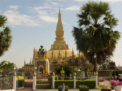 Le Phat That Luang