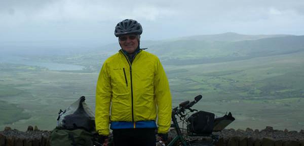 L'Irlande à vélo : les falaises de Moher et le Burren