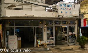 Club de plongée Aqua Tao à Mae Haad