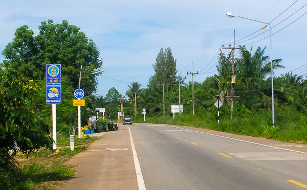 Thaïlande à vélo : 1ère partie – le Sud.