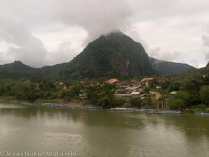 Nong Khiaw et la rivière Nam ou