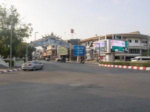 Carrefour à Chiang Mai