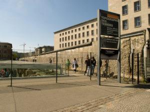 """""""Topographie des terrors"""" à Berlin"""