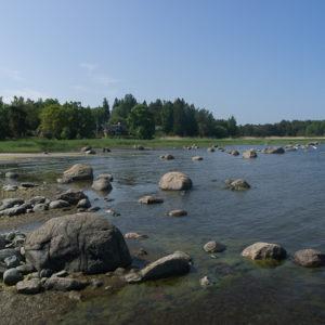 Côte nord de l'Estonie