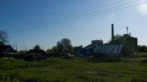 Koporye : une ville bien sinistre