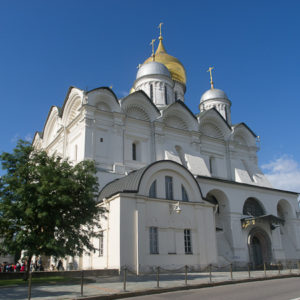 Eglise de l'Annonciation au Kremlin