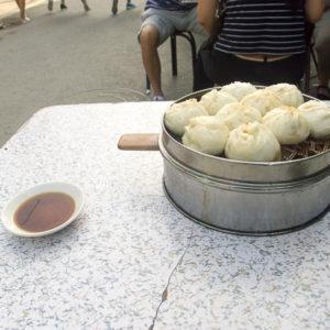 des Bao : petits pains farcis