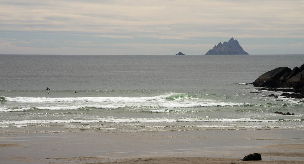 Ring of Kerry : la plage de Deeryname.