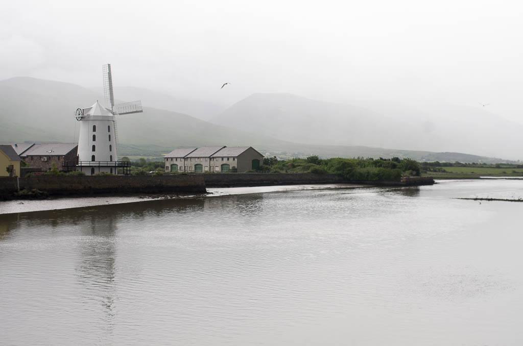 Moulin près de Tralee.