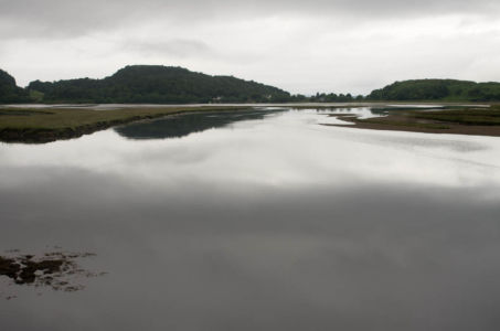 Le loch Craignish près de Lochgilphead, Ecosse