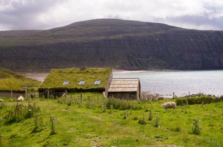 Radwick sur l'île de Hoy, Les Orcades, Ecosse