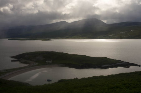Le Loch Eriboll, Ecosse