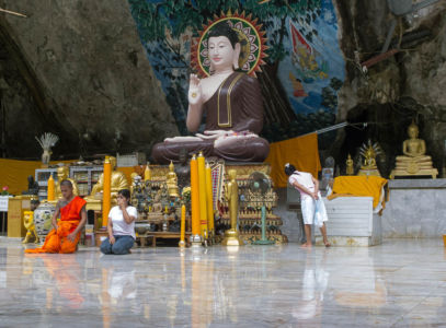 Tiger Cave Temple à Krabi