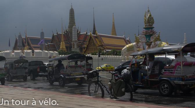Thaïlande à vélo : 2 ème partie – BANGKOK.