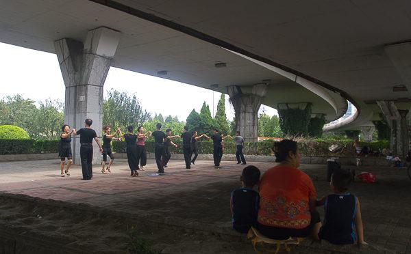 Chine : de Pékin au port de Tianjin ou quand je regrette de ne pas avoir pris le bus